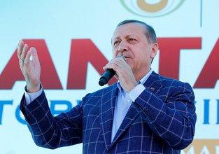 Erdoğan: Burada kaybettiğin zaman gönderirler
