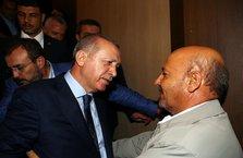 Cumhurbaşkanı Erdoğan şehit babası ile görüştü