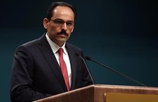 Cumhurbaşkanlığı sözcüsü Kalın'dan Rusya açıklaması