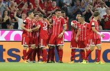 Bundesliga'da Bayern Münih hızlı başladı