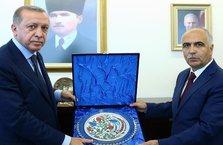 Erdoğan'dan Denizli Valiliği'ne ziyaret