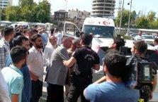 Anadolu Adalet Sarayı'nda silahlı kavga