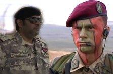 Katar'daki Türk askerine iftira!