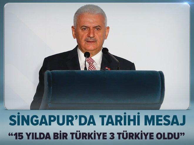 15 yılda bir Türkiye 3 Türkiye oldu