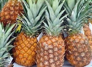 Ananasın özellikle suyunun içilmesi tavsiye ediliyor