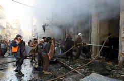 Esad katliama devam ediyor! Çok sayıda sivil öldü