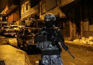 İstanbul'da DEAŞ'ın hücrelerine operasyon