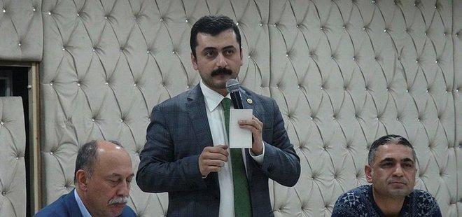 CHP'Lİ EREN ERDEM'E 3 YIL HAPİS İSTEMİ