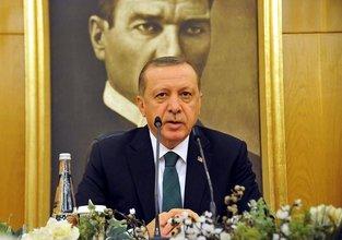 Erdoğan'dan Cavcav ailesine taziye telefonu