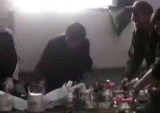 Çaydanlığa patlayıcı yerleştiren terörist yakalandı