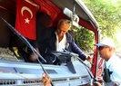 'ALKOLLÜ MÜYDÜN?' DİYE SORAN POLİSE 'HACCA GİDİP GELİYORUM' DEDİ