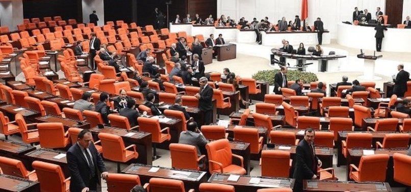 ANAYASA DEĞİŞİKLİĞİ İKİNCİ TURUNDA 3.MADDE KABUL EDİLDİ