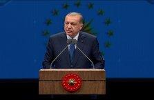 Erdoğan: Arena ismini kullanmak doğru değil