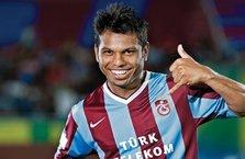 Trabzonspor'un eski yıldızı Alanzinho Amatör Lig'de...