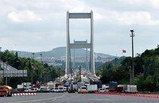 Köprü ve otoyolların 5 aylık geliri