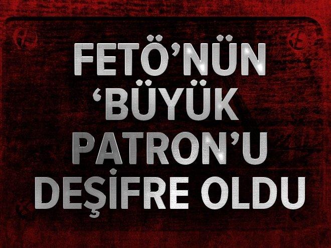 Akın Öztürk, FETÖ'nün 'Büyük Patron'u çıktı
