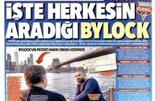 Hürriyet'in manşetindeki Bylock yalanı