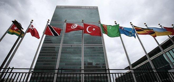 TÜRKİYE'DEN BM'NİN TALEBİNE MEKTUPLA YANIT