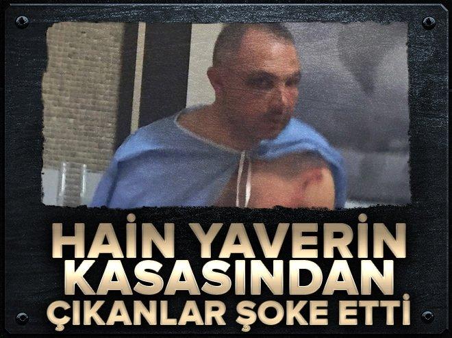 Haşhaşi yaver Levent Türkkan'ın kasasından çıkanlar şoke etti