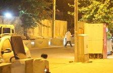 Diyarbakır'da Emniyet Müdürlüğü'ne silahlı saldırı