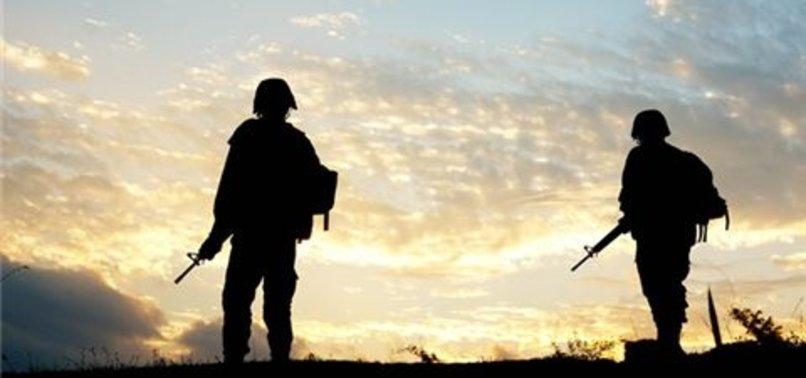 TERÖR ÖRGÜTÜ PKK'YA 557 GÜNDE AĞIR DARBE