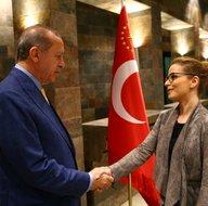Cumhurbaşkanı Erdoğan medya temsilcilerini ağırladı