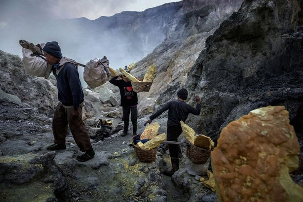 'Ölüm' işçileri