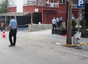 Ankara'da gece kulübünde silahlı saldırı: 5 yaralı