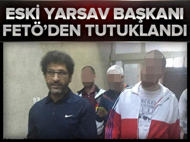 Eski (YARSAV) Başkanı Murat Arslan tutuklandı