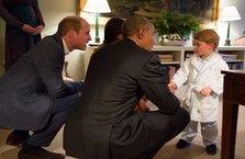 Dünya liderlerine diz çöktüren çocuk!