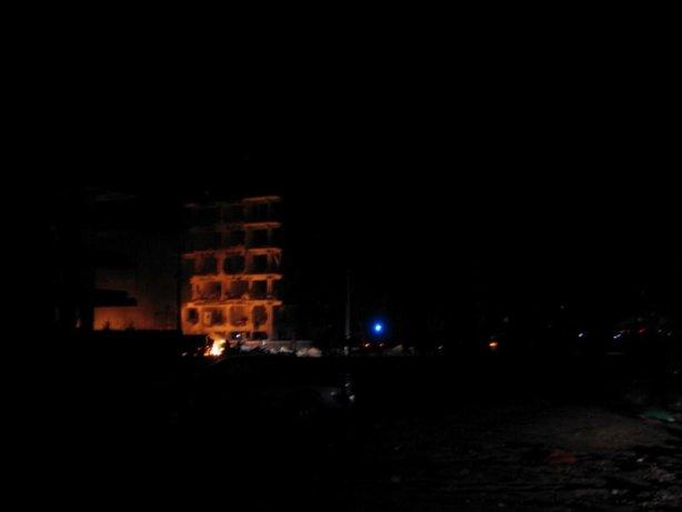 Viranşehir'deki patlamadan ilk görüntüler!