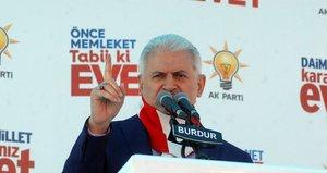 Başbakan Yıldırımdan çarpıcı CHP açıklaması