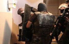 Sultanbeyli'de uyuşturucu baskını