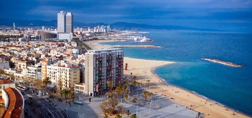 BARCELONA'DA YENİ OTEL AÇMAK YASAKLANDI