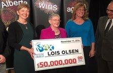 50 milyon dolar kazanan kadın: Bunun için yaşlıyım