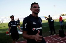 Pepe'den takım arkadaşına anlamlı destek