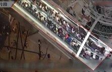 Yürüyen merdiven can alıyordu: 17 yaralı