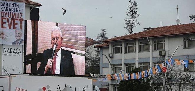 BAŞBAKAN'DAN VİDEO KONFERANSLI MİTİNG