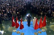 Cumhurbaşkanı Erdoğan 2 bin kişiyi ağırlayacak