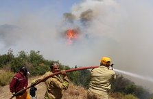 Turizm cenneti Adrasan'daki yangınların altından PKK çıktı