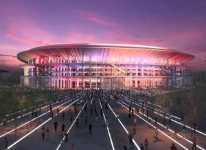 Barcelona'nın yeni stadına Türk eli değecek