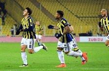 Fenerbahçe, Başakşehir'i tek golle geçti