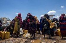 Türkiye'den Somali'ye insani yardım atağı
