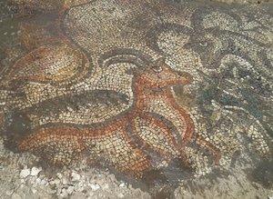 1600 yıllık eser Adıyaman'da bulundu