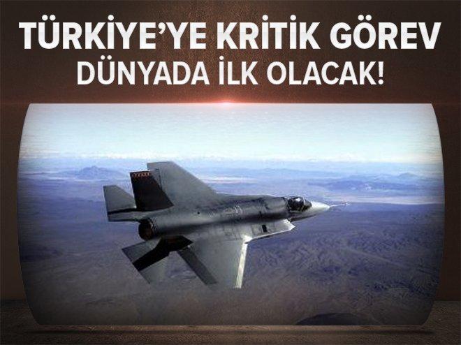 Türkiye'ye kritik görev! İmzalar atıldı!