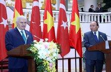 Başbakan Yıldırım'dan Vietnam açıklaması