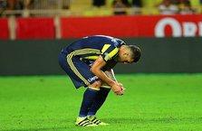 Fenerbahçe'de Fernandao sevinci