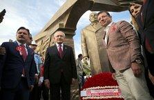 CHP'den heykel skandalı!