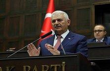 Başbakan Yıldırım, İsrail ile yapılan anlaşmanın detaylarını açıklıyor