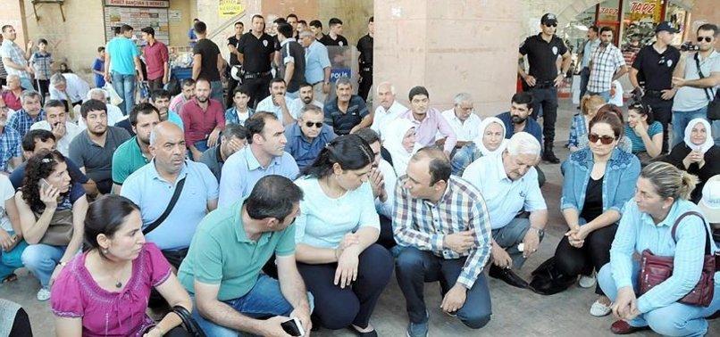 HDP'LİLERİN 'KENEVİR' AĞRISI